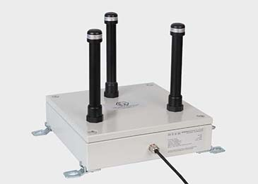 Explosion Proof WIFI system, links to wifi section