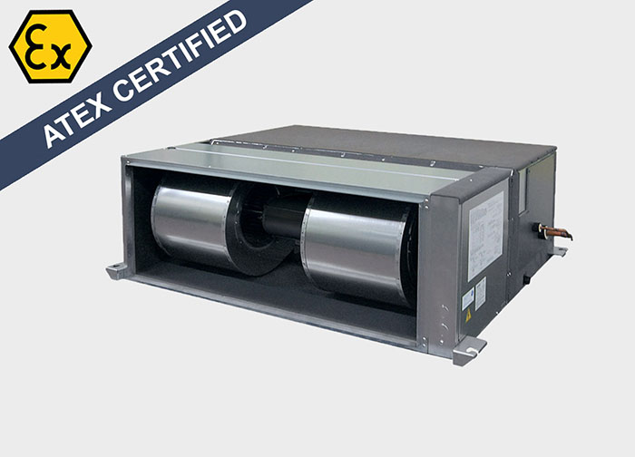 Explosion proof, Ducted air conditioner unit